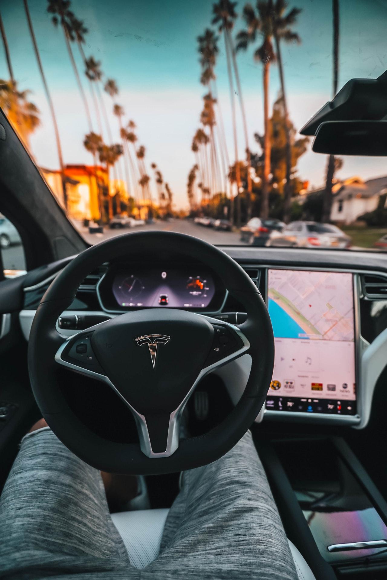 Interno Tesla